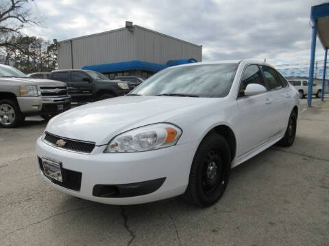 2014 Chevrolet Impala Limited for sale at Quality Investments in Tyler TX