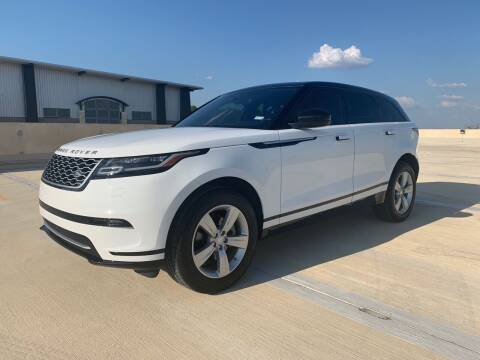 2018 Land Rover Range Rover Velar for sale at EA Motorgroup in Austin TX