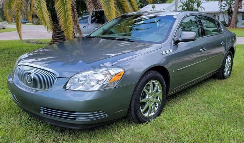 "2008 Buick Lucerne for sale at WHEELS ""R"" US 2017 LLC in Hudson FL"