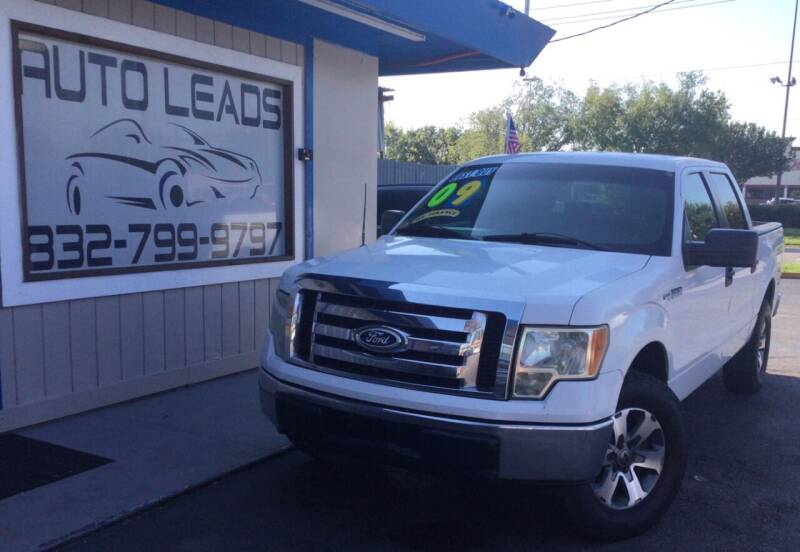 2009 Ford F-150 for sale at AUTO LEADS in Pasadena TX