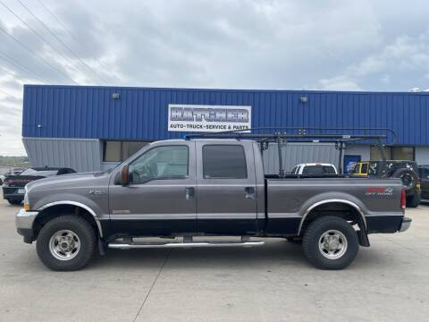 2003 Ford F-250 Super Duty for sale at HATCHER MOBILE SERVICES & SALES in Omaha NE