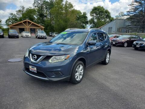 2015 Nissan Rogue for sale at Excellent Autos in Amsterdam NY