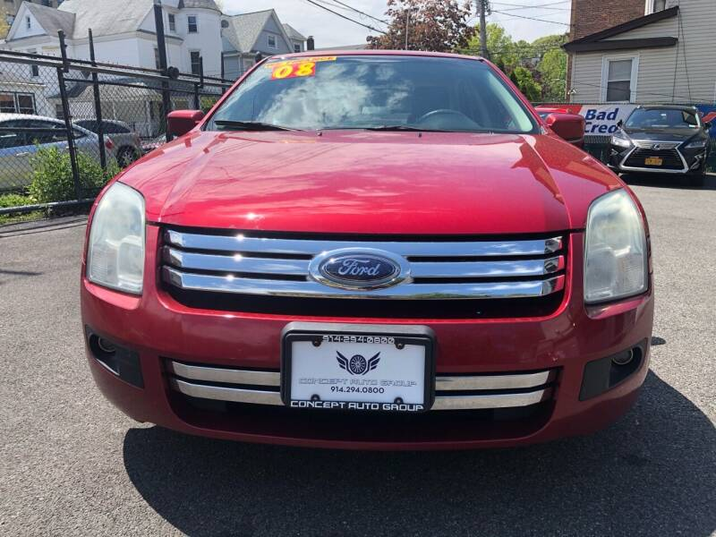 2008 Ford Fusion for sale at Concept Auto Group in Yonkers NY