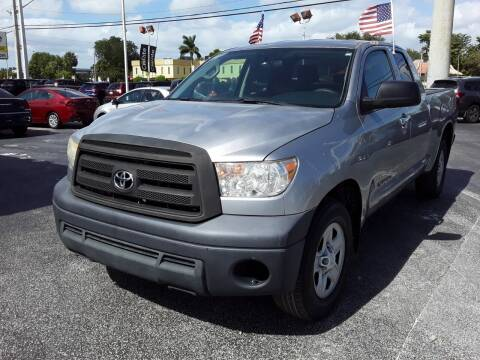 2012 Toyota Tundra for sale at YOUR BEST DRIVE in Oakland Park FL