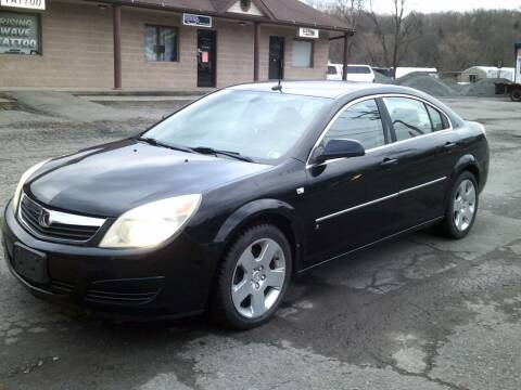 2007 Saturn Aura for sale at On The Road Again Auto Sales in Lake Ariel PA