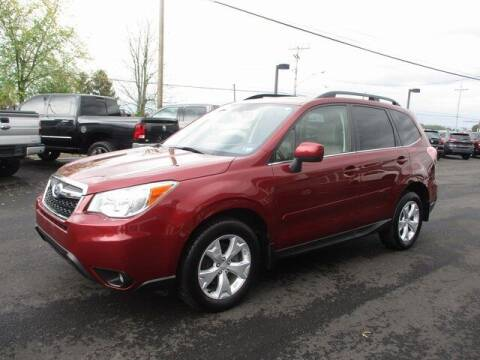 2015 Subaru Forester for sale at FINAL DRIVE AUTO SALES INC in Shippensburg PA