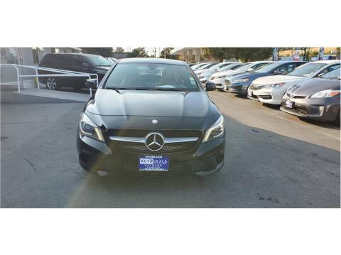 2016 Mercedes-Benz CLA for sale at AutoDeals in Hayward CA