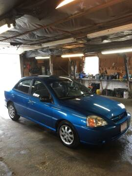 2004 Kia Rio for sale at Lavictoire Auto Sales in West Rutland VT