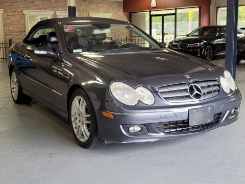 2009 Mercedes-Benz CLK for sale at AW Auto & Truck Wholesalers  Inc. in Hasbrouck Heights NJ
