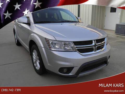 2014 Dodge Journey for sale at MILAM KARS in Bossier City LA