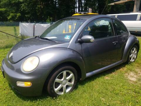 2004 Volkswagen New Beetle for sale at Ray's Auto Sales in Elmer NJ