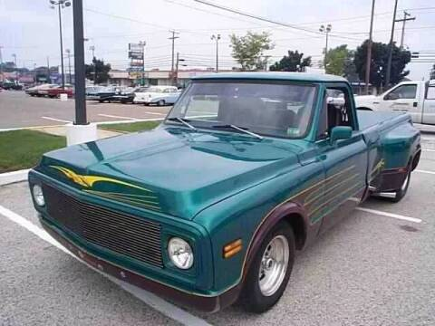 1970 Chevrolet C/K 20 Series for sale at Black Tie Classics in Stratford NJ