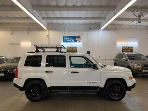 2012 Jeep Patriot for sale at Cuellars Automotive in Sacramento CA