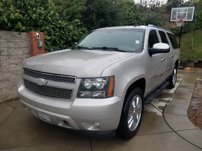 2009 Chevrolet Suburban for sale at Best Quality Auto Sales in Sun Valley CA