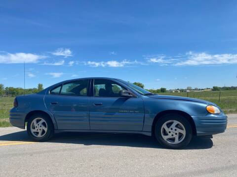 1999 Pontiac Grand Am for sale at ILUVCHEAPCARS.COM in Tulsa OK