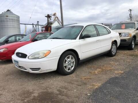 2007 Ford Taurus for sale at WINDOM AUTO OUTLET LLC in Windom MN