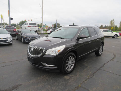 2015 Buick Enclave for sale at A to Z Auto Financing in Waterford MI