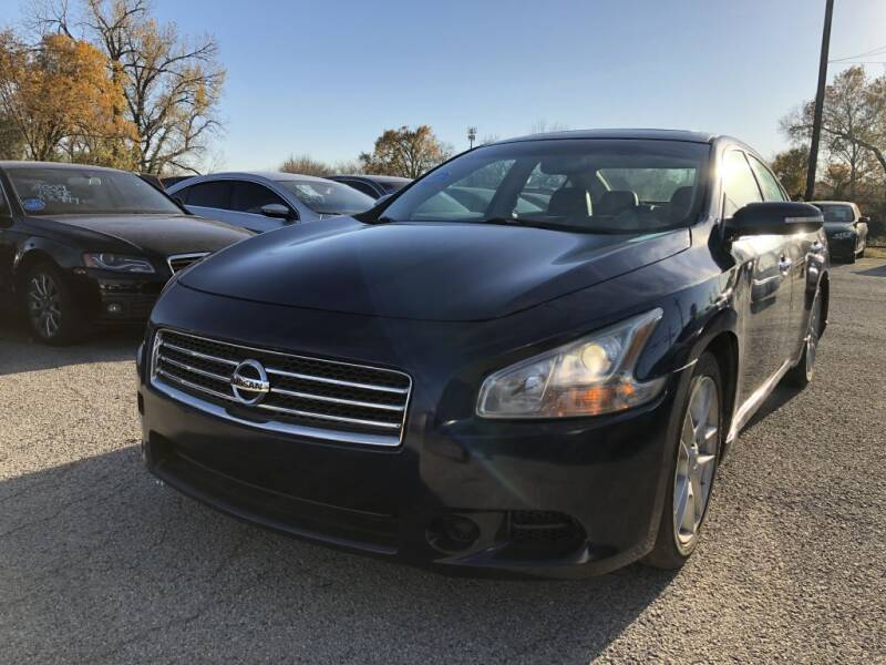 2009 Nissan Maxima for sale at Pary's Auto Sales in Garland TX