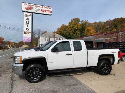 2007 Chevrolet Silverado 2500HD for sale at 401 Auto Sales & Service in Smithfield RI