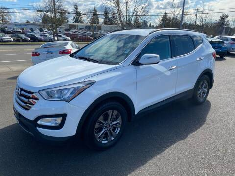 2015 Hyundai Santa Fe Sport for sale at Vista Auto Sales in Lakewood WA
