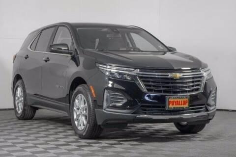 2022 Chevrolet Equinox for sale at Washington Auto Credit in Puyallup WA