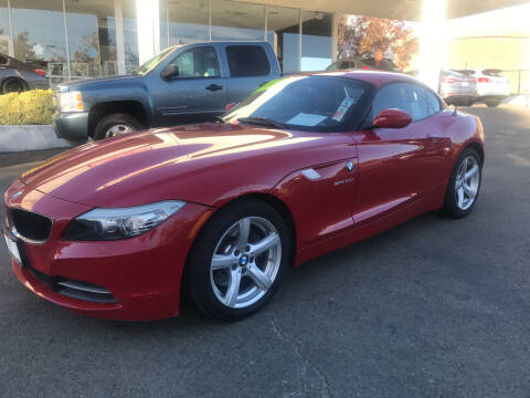 2011 BMW Z4 for sale at Autos Wholesale in Hayward CA