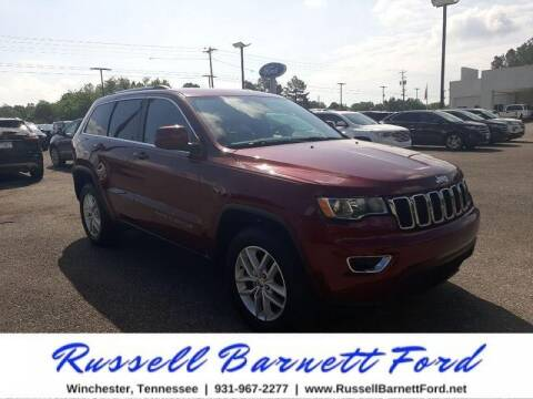 2017 Jeep Grand Cherokee for sale at Oskar  Sells Cars in Winchester TN