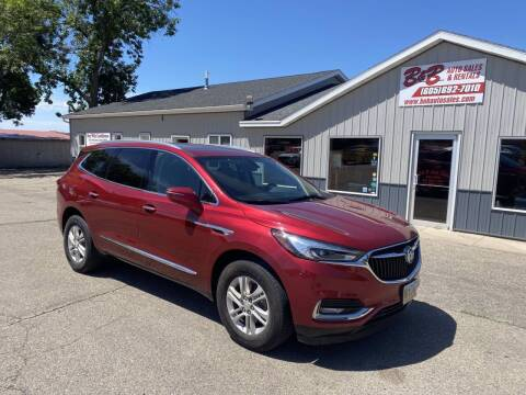 2020 Buick Enclave for sale at B & B Auto Sales in Brookings SD