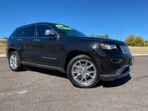2014 Jeep Grand Cherokee for sale at UNITED Automotive in Denver CO