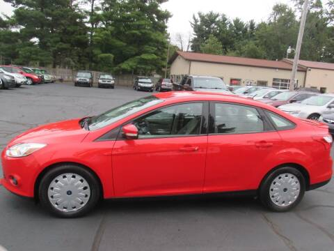 2013 Ford Focus for sale at Home Street Auto Sales in Mishawaka IN