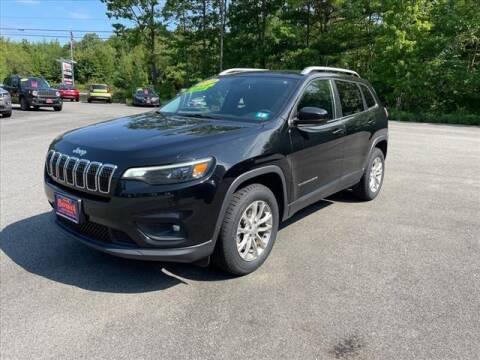 2019 Jeep Cherokee for sale at North Berwick Auto Center in Berwick ME