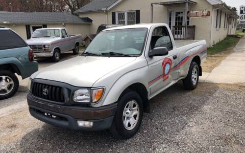 2004 Toyota Tacoma for sale at Mama's Motors in Greer SC