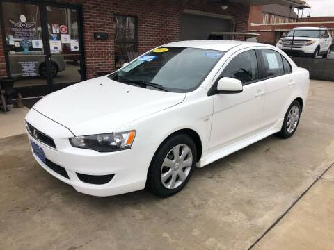 2013 Mitsubishi Lancer for sale at Triple J Automotive in Erwin TN