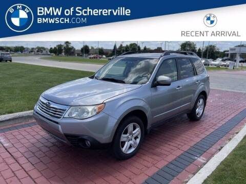 2009 Subaru Forester for sale at BMW of Schererville in Shererville IN
