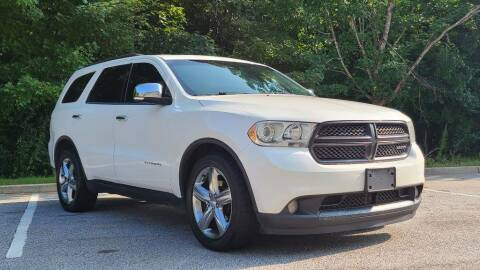 2011 Dodge Durango for sale at CU Carfinders in Norcross GA