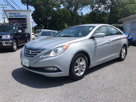 2013 Hyundai Sonata for sale at Sports & Imports in Pasadena MD