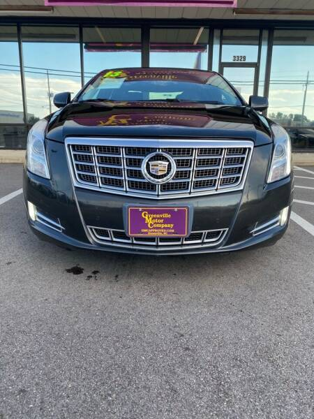 2013 Cadillac XTS for sale at East Carolina Auto Exchange in Greenville NC