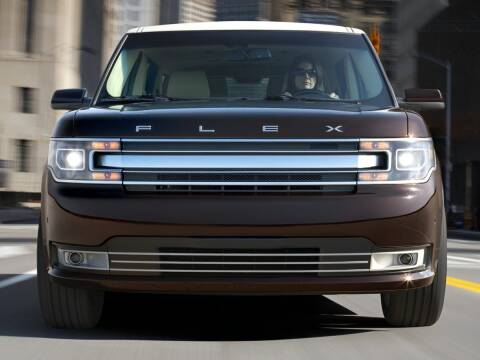 2014 Ford Flex for sale at TTC AUTO OUTLET/TIM'S TRUCK CAPITAL & AUTO SALES INC ANNEX in Epsom NH