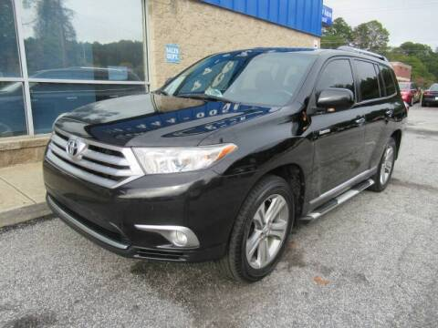 2011 Toyota Highlander for sale at Southern Auto Solutions - Georgia Car Finder - Southern Auto Solutions - 1st Choice Autos in Marietta GA