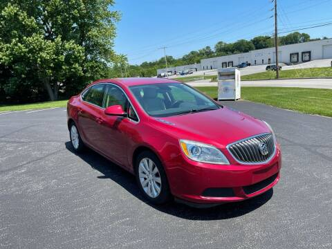 2016 Buick Verano for sale at Jackie's Car Shop in Emigsville PA