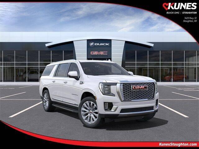 2021 GMC Yukon XL for sale in Stoughton, WI