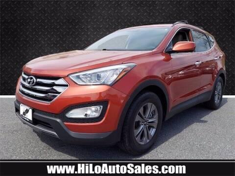 2016 Hyundai Santa Fe Sport for sale at Hi-Lo Auto Sales in Frederick MD