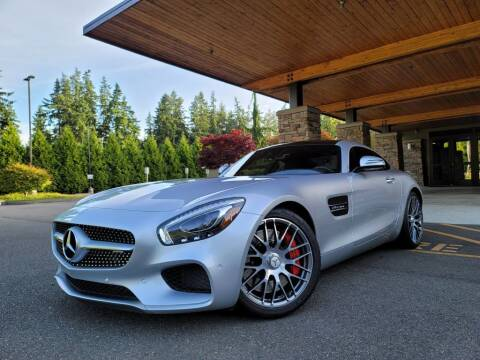2017 Mercedes-Benz AMG GT for sale at Silver Star Auto in Lynnwood WA