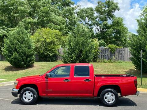 2004 Chevrolet Colorado for sale at Superior Wholesalers Inc. in Fredericksburg VA
