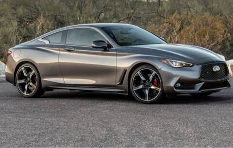2021 Infiniti Q60 for sale at Diamante Leasing in Brooklyn NY