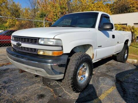 2002 Chevrolet Silverado 1500 for sale at Paramount Motors in Taylor MI