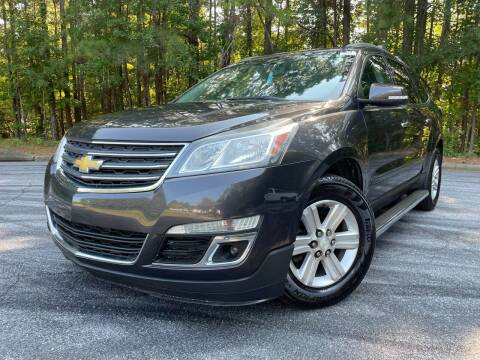 2014 Chevrolet Traverse for sale at El Camino Auto Sales - Global Imports Auto Sales in Buford GA