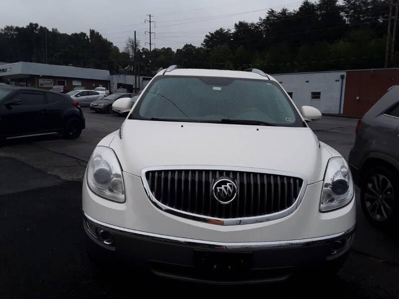 2012 Buick Enclave for sale at Auto Villa in Danville VA