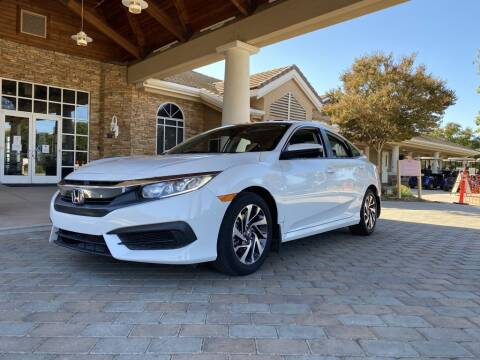 2018 Honda Civic for sale at CarSwitch Inc in San Ramon CA