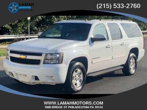 2011 Chevrolet Suburban for sale at LAMAH MOTORS INC in Philadelphia PA